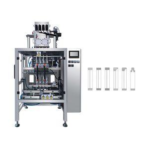 Máquina de envasado automática automática de saia de saída de polas múltiples