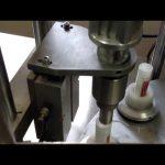 Máquina de recheo e selado de plástico vertical Máquina de recheo e selado de tubos de plástico