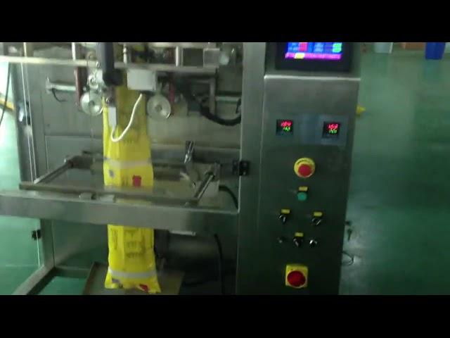 Máquina de envasado de sachet vertical automático aprobado CE