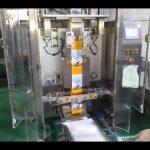 Máquina de empaquetado en po de recheo automático completa de formularios para fariña de 1 kg ou empacadora de café con válvula