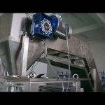 alta precisión de pesada máquina de envasado de pasta de arroz mollado