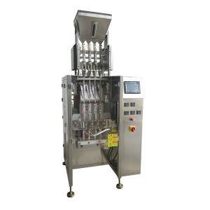 máquina multiladora de envasado en polvo stickpack