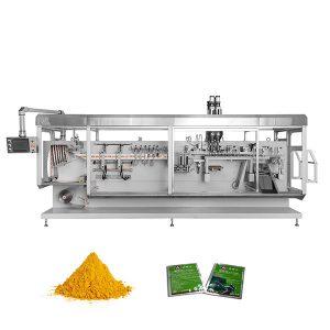 máquina de selado de recheo horizontal de formigón