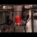 Máquina de envasado vertical de deterxente de palomita industrial profesional