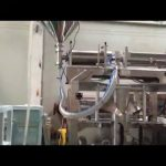 Sachet Pure Water Liquid Máquinas de envasado Sachet fill filling machine