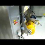 Bolso automático para pequenas empresas bolsa de embalaxe máquina de embalaxe vertical formulario de recheo bolsa de saqueamento de almofada de selado
