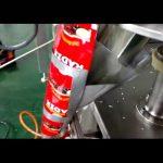 Máquina de envasado de pequenas empresas Máquina de envasado de gránulos de arroz de recheo volumétrico