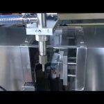 tubo suave ou tubo plástico de recheo e selado automático semi automático