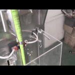 VFFS máquina de envasado de sachet automático de azucre